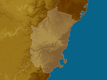 Illawarra map