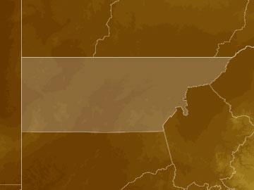 Upper Western map