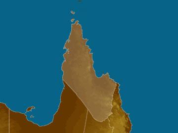 Peninsula map