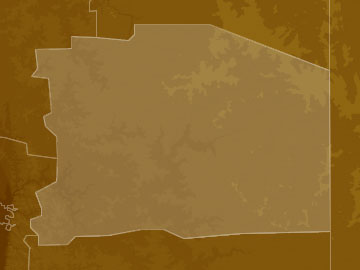 Central Wheatbelt map