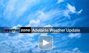 Adelaide weather update