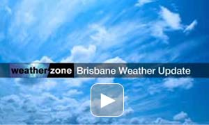 Brisbane weather update