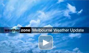 Melbourne weather update
