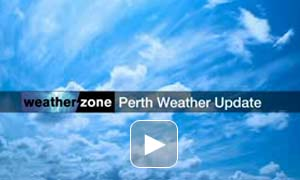 Perth weather update