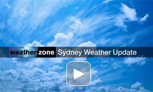 Sydney weather update