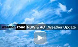 New South Wales/ACT weather update