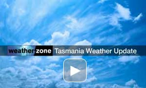 Tasmania weather update