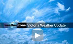 Victoria weather update