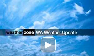 Western Australia weather update