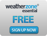 Sign up Weatherzone Essential