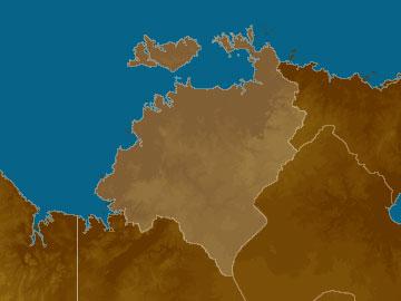 Darwin-Daly map