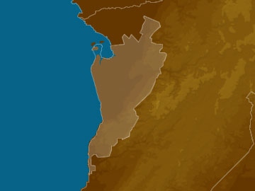 Adelaide map