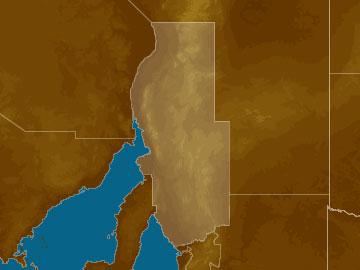 Flinders map