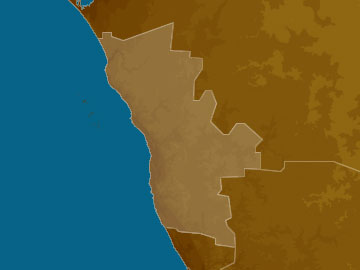 Central West map