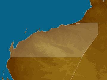Pilbara map